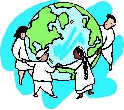 jagalah lingkungan sekitar mu dengan baik ........ :)