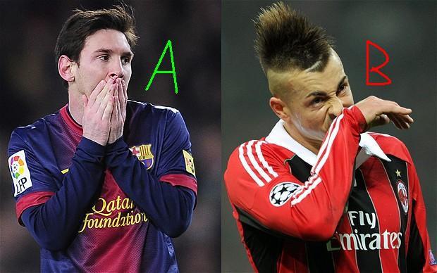 PILIH mana A atau B ??? Budayakan WOW sebelum komentar !!!