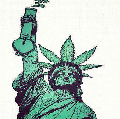 Wow.. bongMarijuanna Liberty