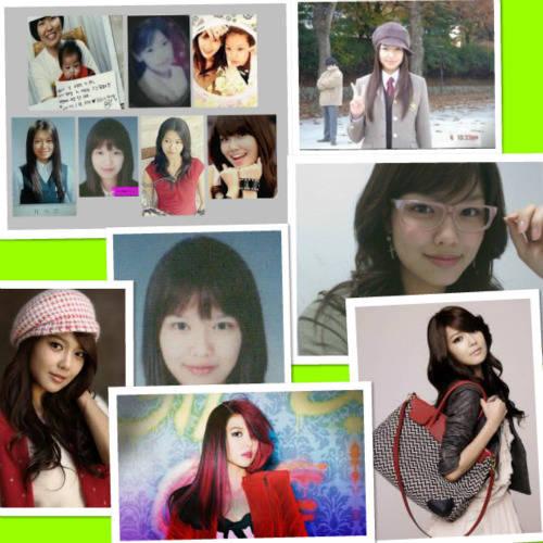 sooyoung pre debut and after debut.. tetap cantik dan manis bukan..