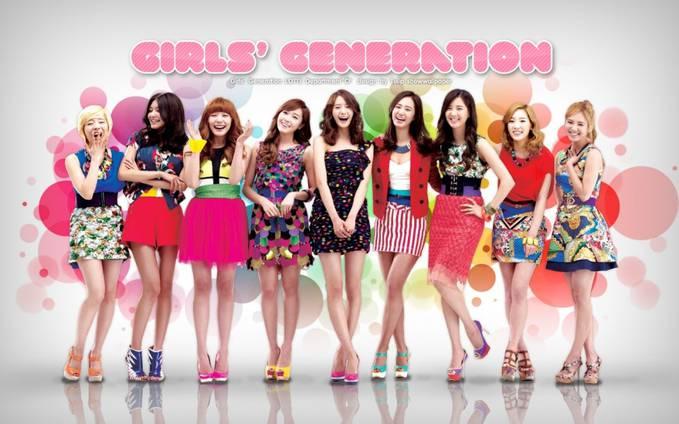 Pict SNSD { Girls Generation } ,, Kalian pilih yg mna ?? Sunny, SooYoung, Tiffany, Jessica, Yoona, Yuri, Seohyun, TaeYeon, Atau HyoYeon ?? WOW dlu ..