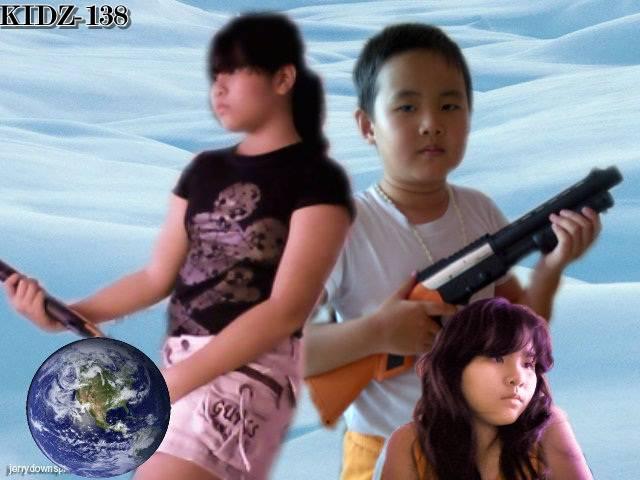 HEBOH!2 Anak kecil pemain Film Perang Zombie ini memiliki kalangan FANS yang kuat abiss...Cek http://aeekd1.wix.com/allevenderkidsgen untuk Info.Berjudul ; Kidz-138