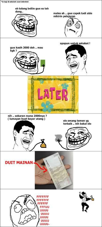 true story buat gw ... buaat loe .. ???