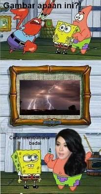 Cetar Membahana Badai !!
