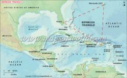 7 Kejadian Misterius di Segitiga Bermuda