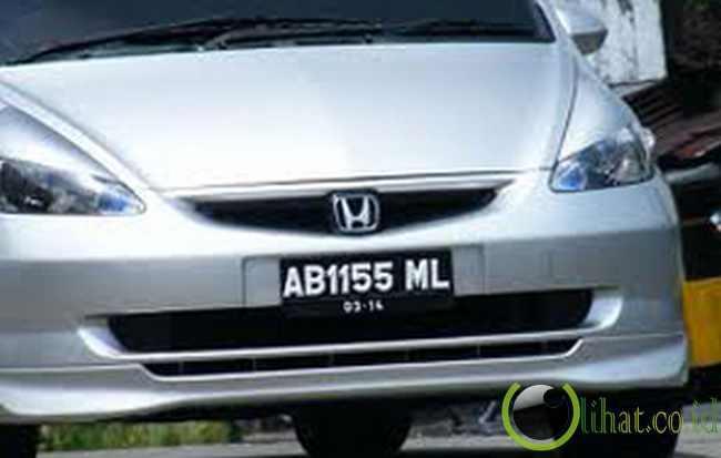 plat kendaraan ngeres part 2 ABIS ML