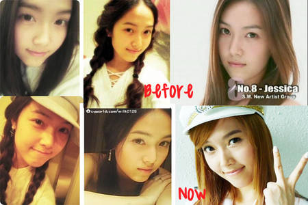 Jessica SNSD sebelum Debut........gimana menurut kalian ??