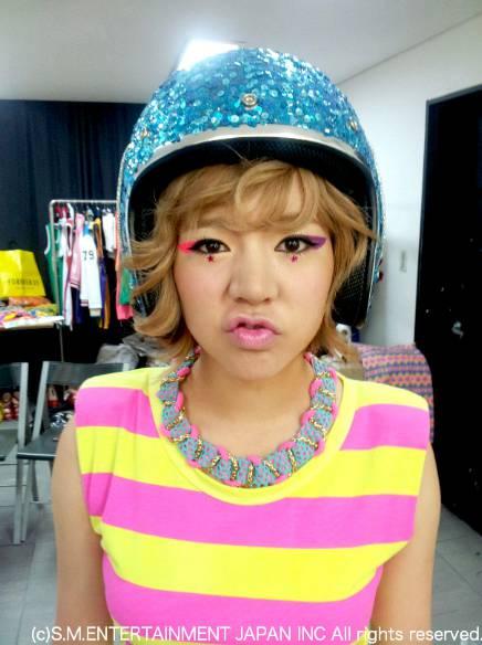 Sunny Eonni...cute bnget ya !!