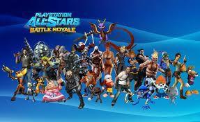 Playstation Allstars Battle Royale.Karakternya unik unik.Ada Kratos,Dante,Big Daddy,Raiden Dan lain lain.Ada karakter baru yaitu Isaac Clarke sama Zeus.Game ini gratis-untuk-semua petarung menampilkan yg terbaik dan tercerdas.