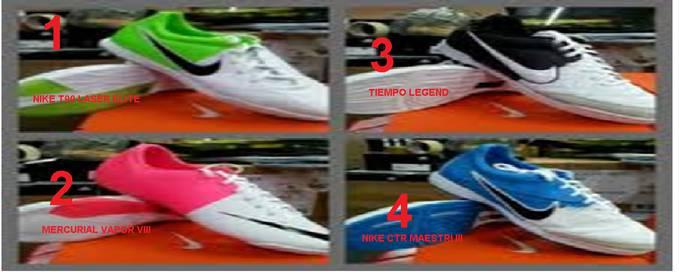 Pilih Sepatu Nike Yg Mna Nih..???