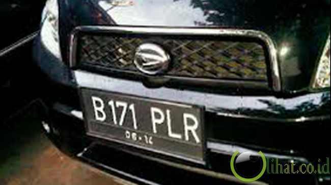 plat mobil yang ngeres part 4 BIJI P*L*R