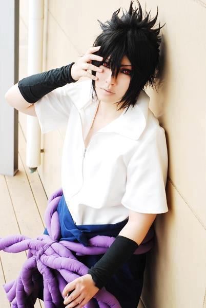 Uchiha Sasuke Cosplay