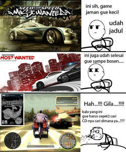 Cheat need for speed most wanted pc bahasa indonesia