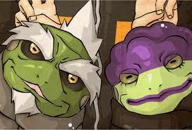 coba tebak siapa nama katak katak ini ? :D hayooo, katanya penggemar naruto ? :D