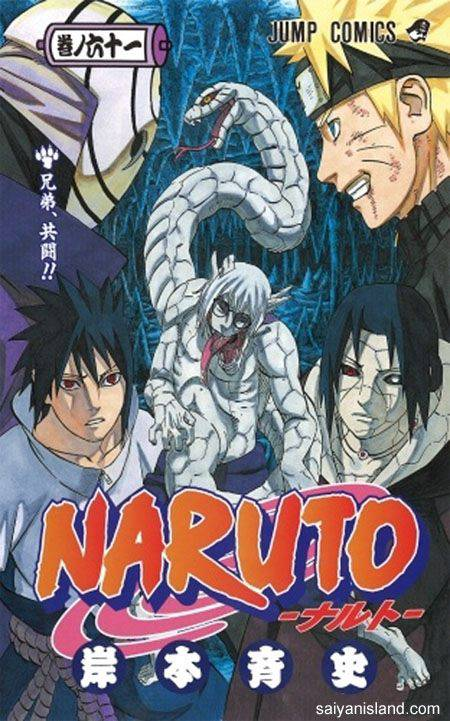 Komik Naruto Vol.61