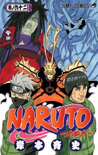 Komik Naruto Vol.62