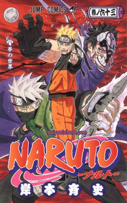 Komik Naruto Vol.63