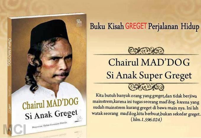 Saingan Buku Chairul Tanjung.. Tersedia Di Toko Toko Terdekat.. WOW Nya Dulu Donk..