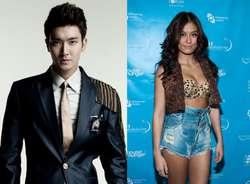 Agnes Monica dan Siwon Super Junior Akrab di Twitter