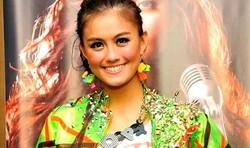 Agnes Monica Tantang Jajaran Penyanyi Dunia di WMA 2013