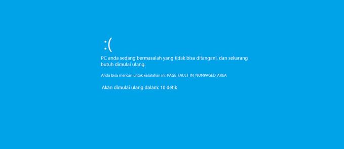 ini dibuat di Ms Paint, oleh gue sendiri gampang kan apa anda mendapat masalah yang SAMA di Windows 8???!!!!!