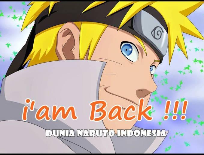 Ada Kabar gembira bagi Naruto Lovers !!! Resmi NARUTO HADIR KEMBALI mulai tgl 23 Maret pkl 14.00 - 15.30 WIB hanya di @Globaltvseru Naruto Lover minta WoWnya dong !!
