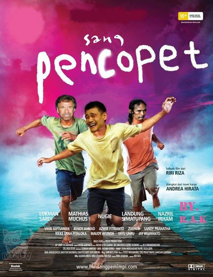Film Ini, Film Lanjutan Dari Sang Pemimpi! SakSikan Di Bioskop Terdekat! INI ULTRA GREGET LHO!!