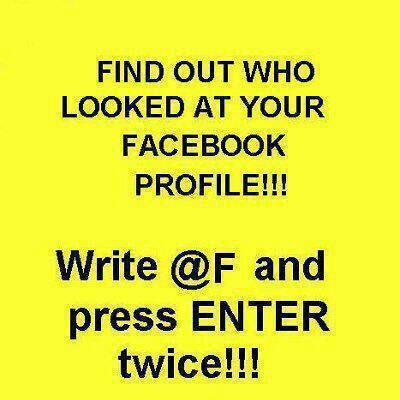 ingin tahu siapa saja yang melihat profil facebook Anda...?? please try...!!!