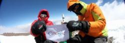 Mendaki Gunung-Gunung Tertinggi Di Dunia Dengan Google Maps