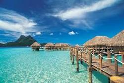 Tempat yang mewah dan eksotis pastilah menjadi tempat pilihan utama pasangan untuk be