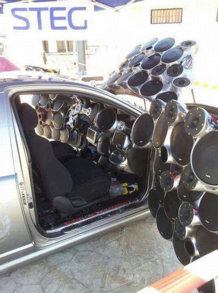 Audio mobil paling rame!
