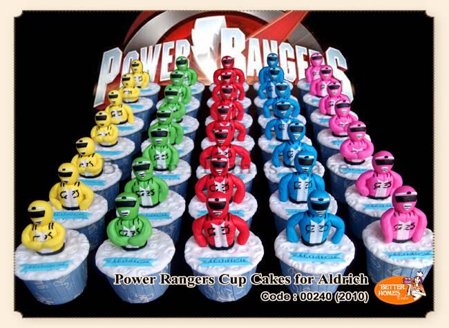 power rangers cake . . . ADIT :)