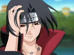 profil dan karakter uchiha itachi