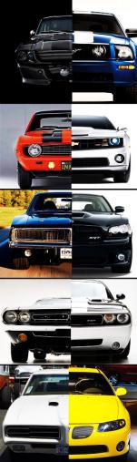 Evolusi Muscle Car.