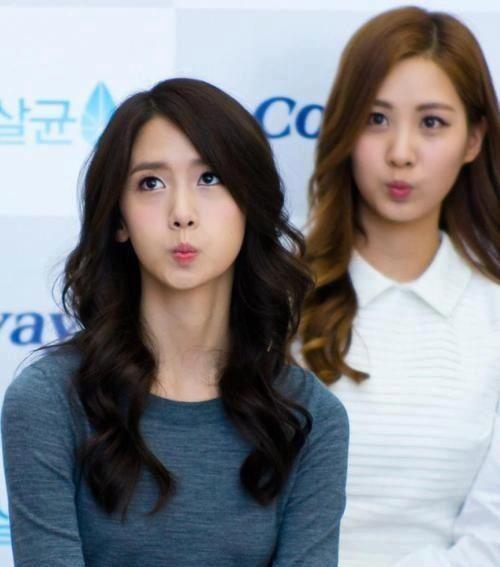 Yoona ma seohyun kompak bnget ya...
