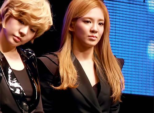 Sunny n Hyoyeon