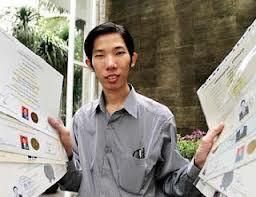GElar TErbanyak ci indonesia Welin pun mendapatkan sertifikat dari MURI. Pada penghargaan tersebut, tertulis nama Welin Kusuma ST, SE, SSos, SH, Skom, SS, SAP, SStat, MT, MSM, MKn, RFP-I, CPBD, CPPM, CFP, AffWM, BKP, QWP.