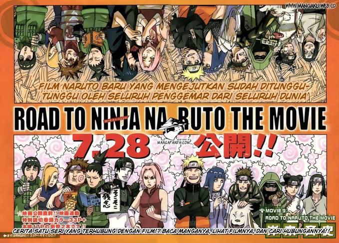Tanggal 24 april ini akan Dirilis Di indonesia Bagi Kamu yg udah gk lg sabar nonton Naruto The Movie:Road To Ninja Sabar sabar lah ya!! :)