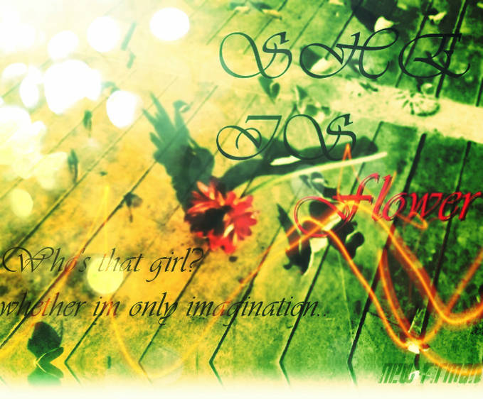 She Is Flower..