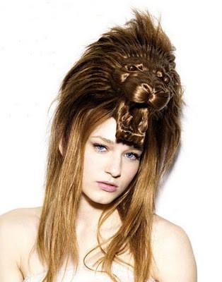 lion hair :)