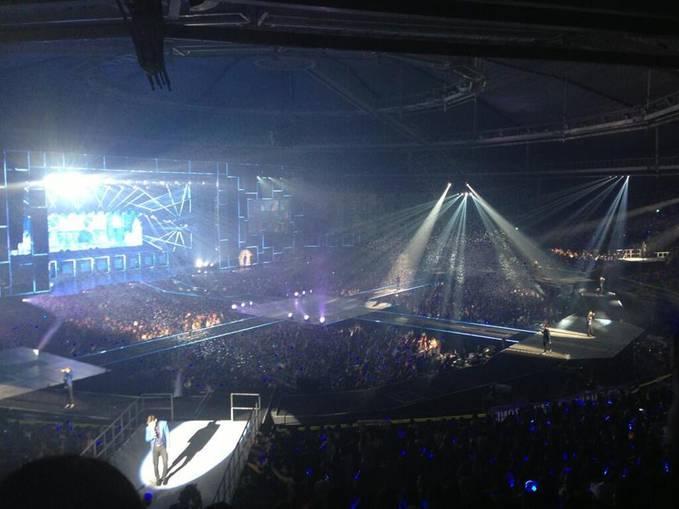 Pengen banget nnton SS5 in SEOUL :D