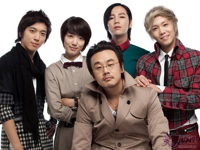 masih adakah yang ingat dengan Serial Drama korea di Indosiar ini?