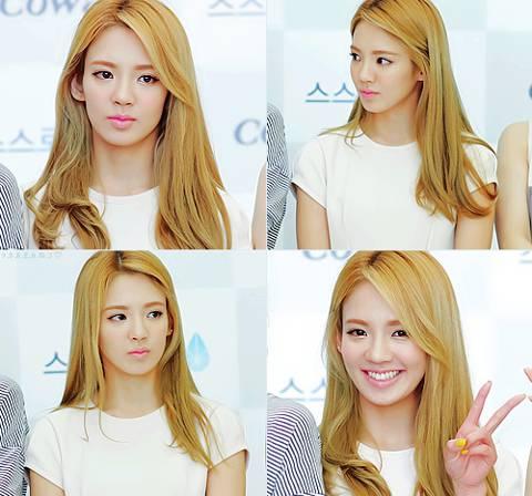 berapa woww untuk HYOYEON..? ice princess..