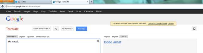 wah ni google kurang ajar banget