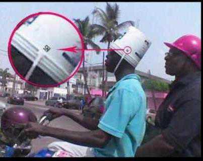 Ini baru helm SNI (Standar Nasional Indonesia)
