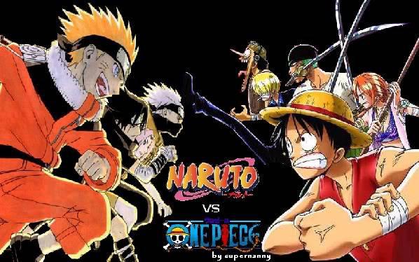 Naruto vs One Piece. pilih yang mana ??