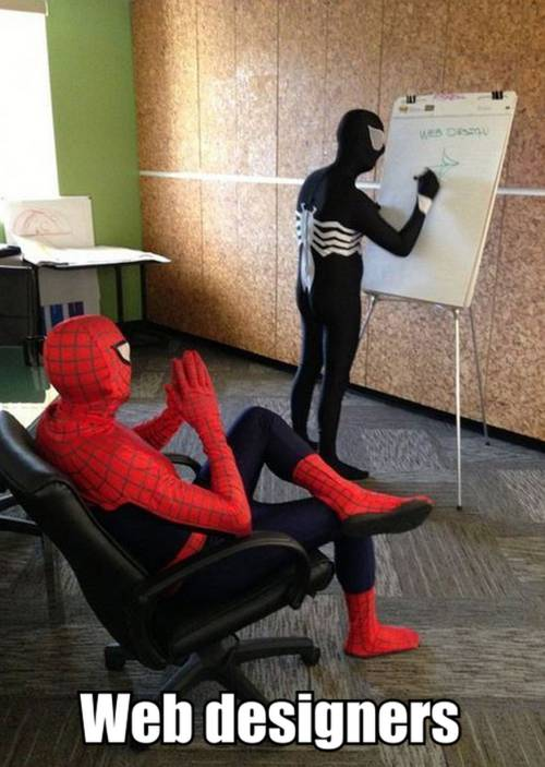 Inilah Web Designer yang sebenarnya.
