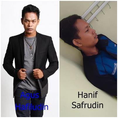 ini dia orang yg mirip Agus X Factor Indonesia Menurut kalian Mirip ??