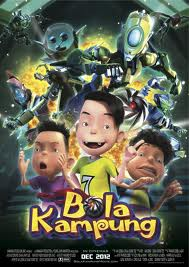 Bola Kampung:The Movie Udah nonton belum?ini 3d lho....