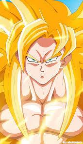 inikah perubahan baru Goku ,, Super Saiyan God??? kita lihat saja nanti.. di Dragon Ball Z : Battle Of Gods..